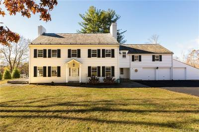 Middlebury Single Family Home For Sale: 341 3 Mile Hill Road