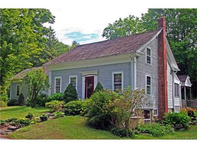 Litchfield Single Family Home For Sale: 14 Hemlock Hill Road