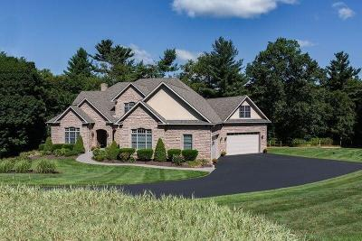 Middlebury Single Family Home For Sale: 75 East Farm Road