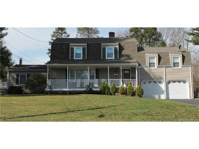 Farmington Single Family Home For Sale: 79 Woodpond Road