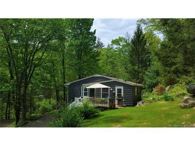 Sharon Single Family Home For Sale: 2 Old Sharon Road Number 2