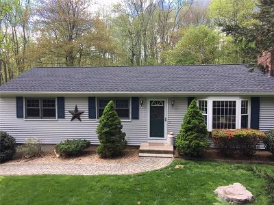 Southbury Single Family Home For Sale: 907 Old Waterbury Road