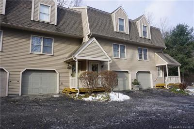 Torrington Condo/Townhouse For Sale: 1229 Winsted Road #52