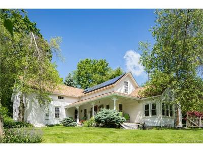 Sharon Single Family Home For Sale: 56 Westwoods Road 1