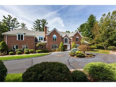 Middlebury Single Family Home For Sale: 71 East Farm Road