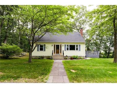 Middlebury Single Family Home For Sale: 64 Three Mile Hill Road
