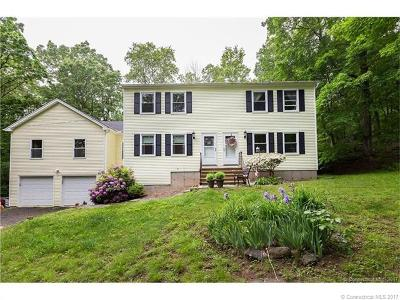 Southbury Single Family Home For Sale: 209 Bagley Road