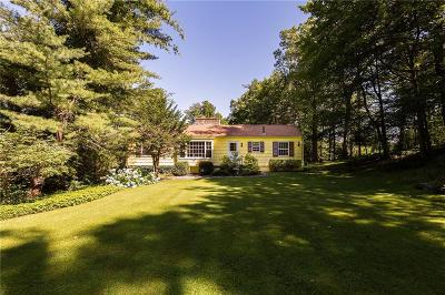 Middlebury Single Family Home For Sale: 49 Chesham Road