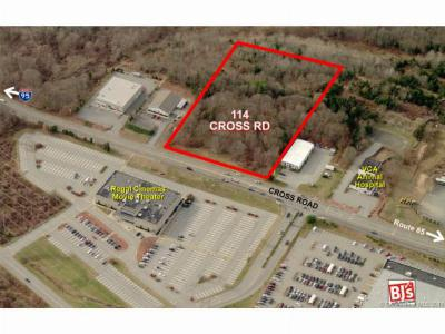 Waterford CT Residential Lots & Land Show: $750,000