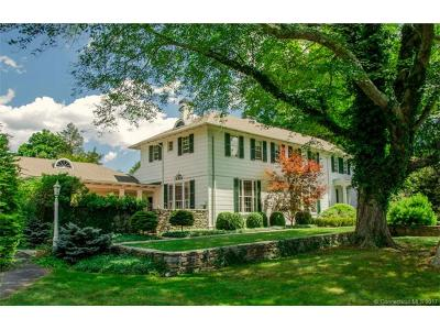 Old Lyme Single Family Home For Sale: 8 Sill Lane