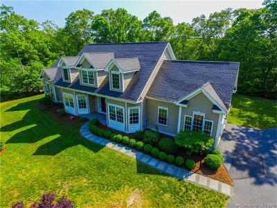 Westbrook Single Family Home For Sale: 10 Timberlane Drive