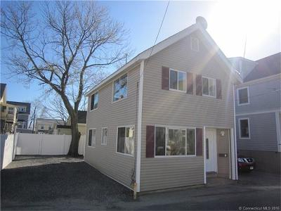 Milford CT Single Family Home Closed: $208,000
