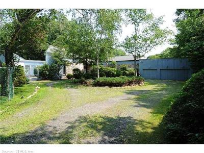 Branford Single Family Home For Sale: 100 Stony Creek Road