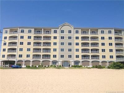 West Haven Condo/Townhouse For Sale: 343 Beach Street #505