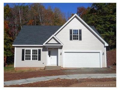 Meriden Single Family Home For Sale: 13 Patton Drive