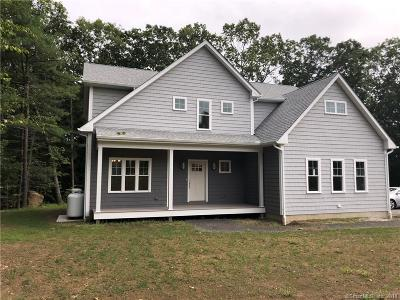 Westbrook Single Family Home For Sale: Lot 6 Autumn Ridge Road