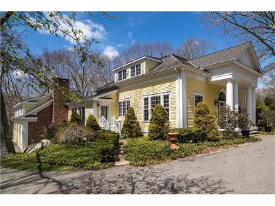 Old Lyme Single Family Home For Sale: 2 Millers Way