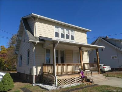 North Haven CT Single Family Home For Sale: $175,000