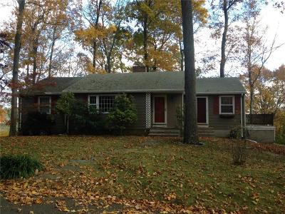 Guilford Single Family Home For Sale: 83 Horseshoe Road