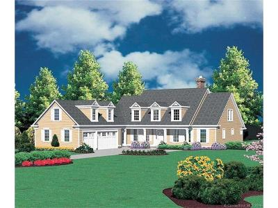 Cheshire Single Family Home For Sale: Lot #3 Crestwood Drive