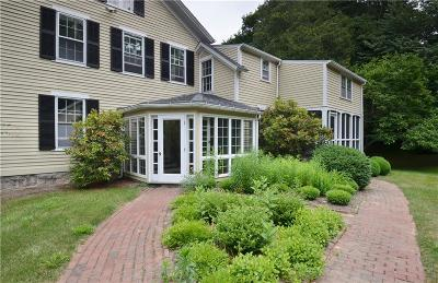 Essex Single Family Home For Sale: 36 Gates Road