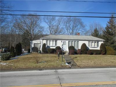 Branford Single Family Home For Sale: 129 Hotchkiss Grove Road