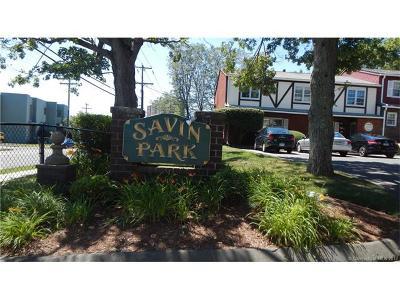 West Haven Condo/Townhouse For Sale: 14 Savin Park #14