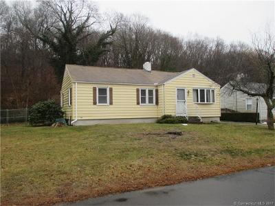 Branford Single Family Home For Sale: 64 Dominican Road
