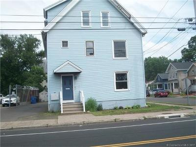 Wallingford Rental For Rent: 162 South Colony St- First Floor