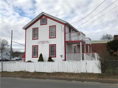 Middletown Commercial For Sale: 186 Main Street Extension