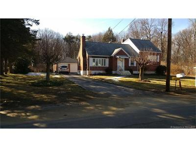 Waterbury Single Family Home For Sale: 175 Crest Street