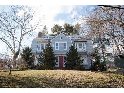 New Haven Single Family Home For Sale: 34 Edgehill Road