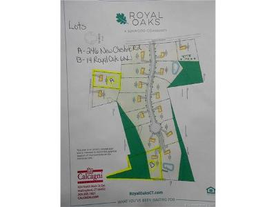 Wallingford Residential Lots & Land For Sale: 250 New Cheshire Road