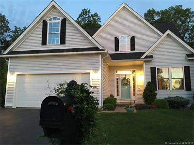 Branford Single Family Home For Sale: 20 Riverwalk
