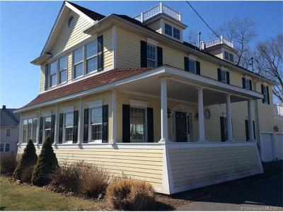 Milford CT Single Family Home For Sale: $460,000
