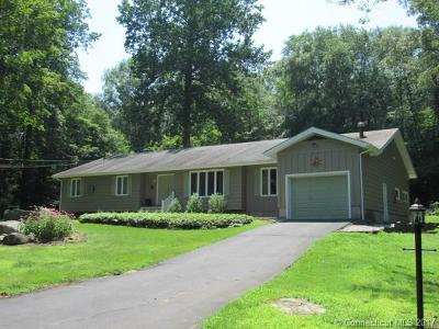 Essex Single Family Home For Sale: 20 Ridge Road