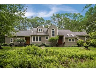 Old Lyme Single Family Home For Sale: 14 Cutler Road