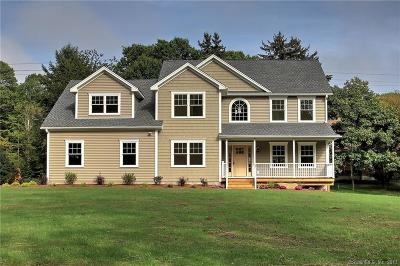 Milford CT Single Family Home For Sale: $699,900