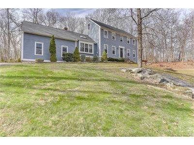 Clinton Single Family Home For Sale: 302 Killingworth Turnpike
