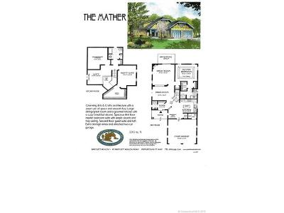 Middletown Single Family Home For Sale: 91 Bartlett Hollow Road #lot 12