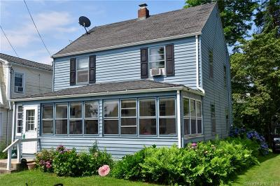 Old Lyme Single Family Home For Sale: 29 New Britain Road