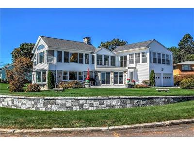 Milford CT Single Family Home For Sale: $1,395,000