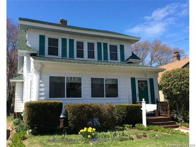 Milford CT Single Family Home For Sale: $259,900