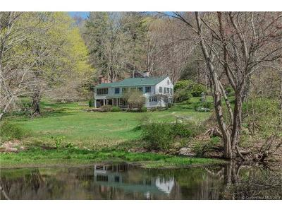 Essex Single Family Home For Sale: 46 Book Hill Road