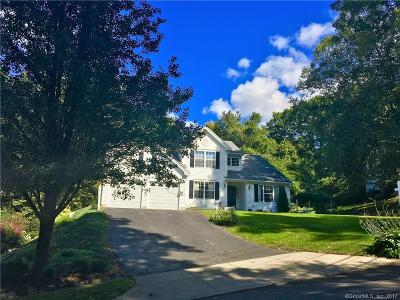Milford Single Family Home For Sale: 587 Oronoque Road