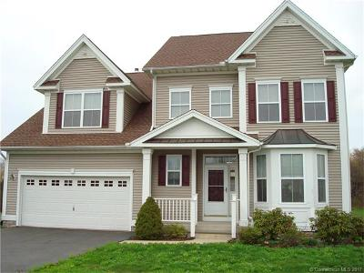 Wallingford Single Family Home For Sale: 11 Self Court