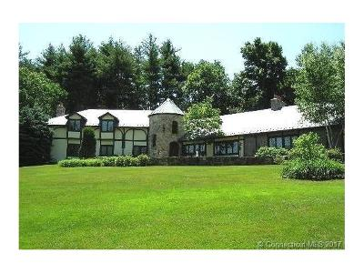 Cheshire Single Family Home For Sale: 10 Mountain Brook Drive
