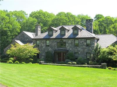 Cheshire Single Family Home For Sale: 40 Terrell Farm Place