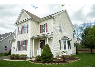Wallingford Single Family Home For Sale: 3 Self Court