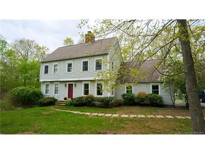Essex Single Family Home For Sale: 3 Pine Lake Road